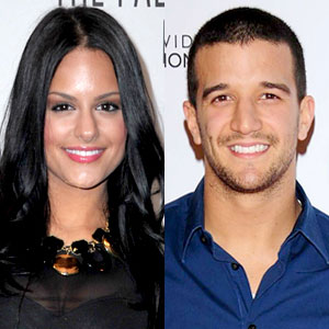 Pia Toscano, Mark Ballas